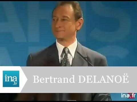Bertrand Delanoë remporte la mairie de Paris - Archive INA