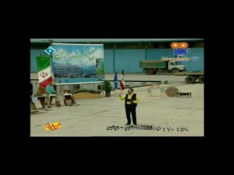Sobh Bekhair Iran Live IN Nowshahr Part1-  5 may 2013