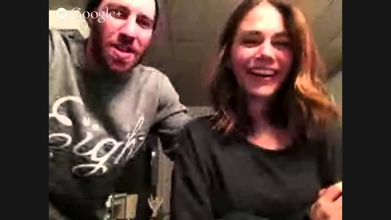 Hockey Wives Aftershow 1 Google Hangout With Tiffany Parros And Maripier Morin Youtube
