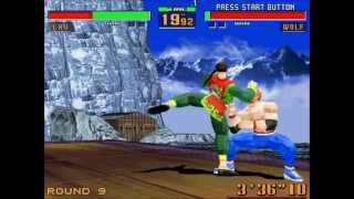 Virtua Fighter 2 Gameplay PC