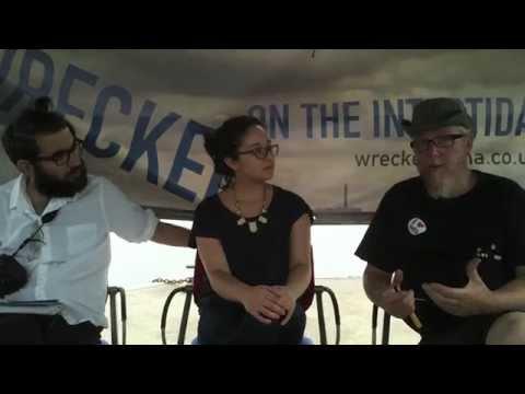 IDEA13 TV: WRECKED ON THE INTERTIDAL ZONE Graham Harwood (YoHa), Fran Gallardo & Claudia Lastra