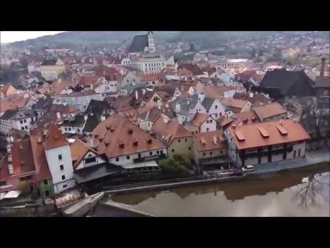 TRAVEL GUIDE - Český Krumlov   VACATION in CZECH REPUBLIC !!