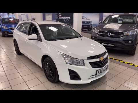 63 Plate Chevrolet Cruze SW 1.6 LS
