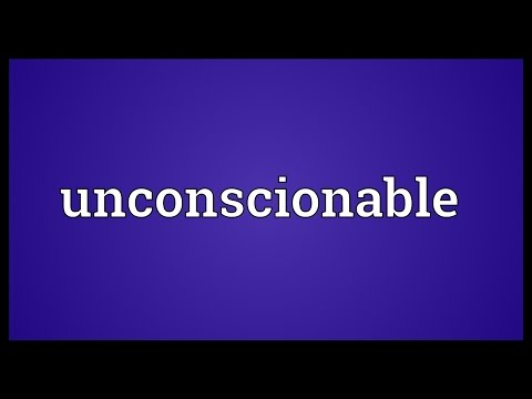 Header of unconscionable