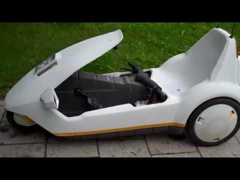 elektromobil elektroscooter 500w bis 25km h model alle. Black Bedroom Furniture Sets. Home Design Ideas