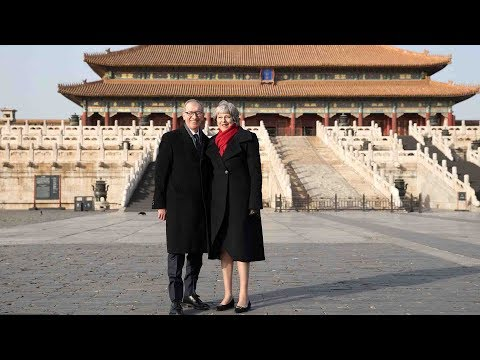 Theresa May's Beijing visit to boost China-Britain cultural exchanges
