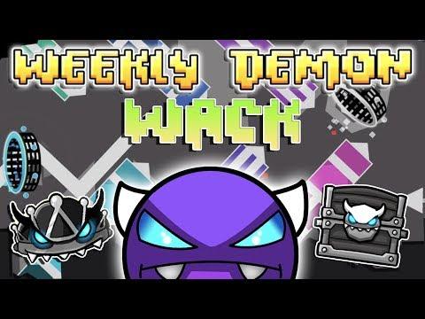 CRUEL COIN - (Weekly Demon #65) Geometry Dash 2.11 - Wack [1 Coin] - By Yendis