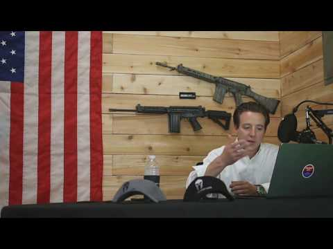 Live Show #14:  Ammo Shortage Over?  Constitutional Concealed Carry Reciprocity Act, and more
