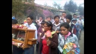 la yumbala - fiesta en honor a niñito de isinche