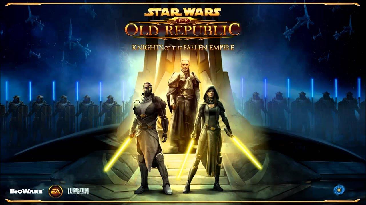 Star Wars Knights Of The Fallen Empire Star Fortress 4 Alderaan Youtube
