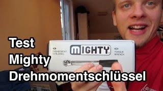 Test Mighty Werkzeug Drehmomentschlüssel 2 - 24 nm | Drehmomentschlüssel Fahrrad Test