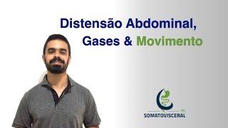 Distensão Abdominal, Gases & Movimento