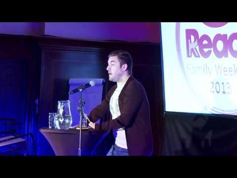 Family Weekend 2013: Speaker 3 - Alex Brooker