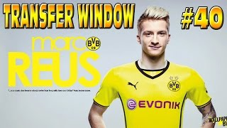 FIFA 15 LIVERPOOL CAREER MODE: REUS IN? TRANSFER WINDOW LIVE #40