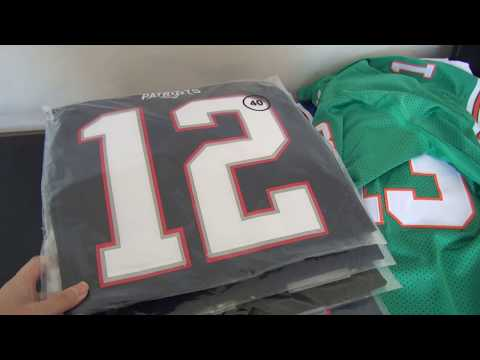 NFL jerseys from China nfl jerseys unboxing Vapor Untouchable Elite Jersey