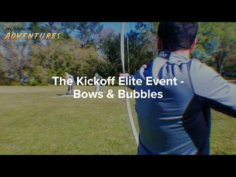 Corporate Team Building Charleston SC Combat Archery And Bubble Soccer