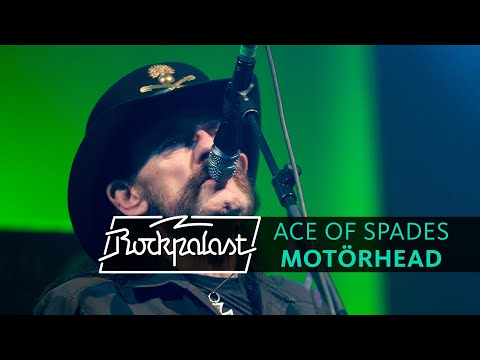 Ace Of Spades (Live @ Rockpalast 2014)