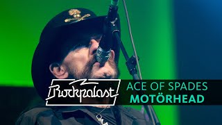 Ace Of Spades | Motörhead live | Rockpalast 2014