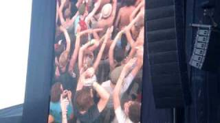 Rock Werchter 2010-Editors (No sound but the wind)