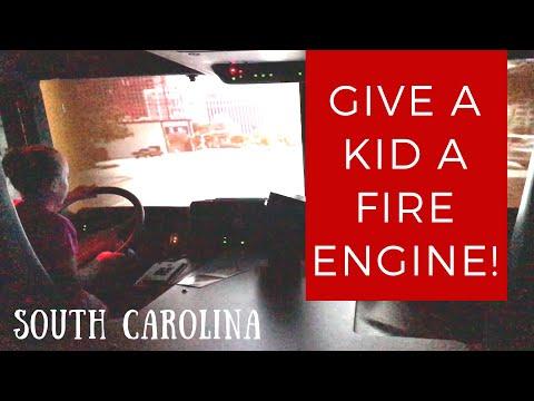 North Charleston Fire Museum - North Charleston, South Carolina - Things to do in Charleston