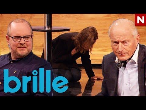 Brille | Steinar Sagen og Christian Ringnes testes på tilskuereffekten | TVNorge