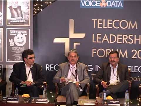 Technology Leadership Session: Tech to Recharge Indian Telecom Part2