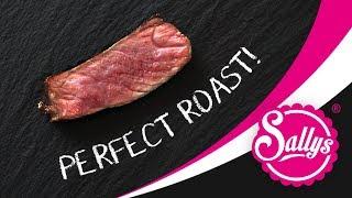 Dampfbackofen - das perfekte Steak / Perfect Roast Bratenthermometer