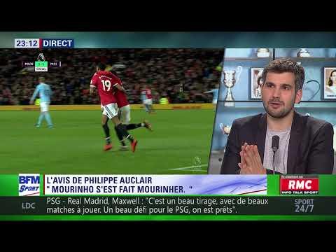After Foot du lundi 11/12 – Partie 4/6 - L'avis tranché de Philippe Auclair sur Mourinher
