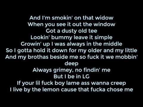 Rob $tone   Chill Bill Lyrics