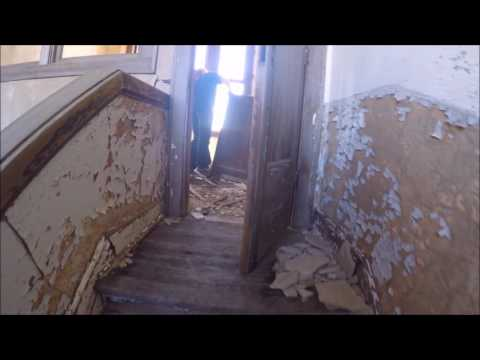 Abandoned Glentana School