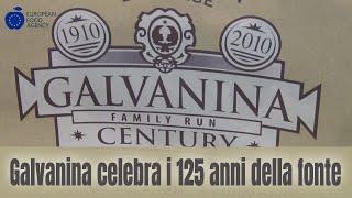 Galvanina celebra i 125 anni della fonte