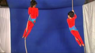childrens rope dance