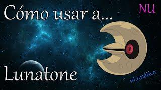 Cómo usar a Lunatone