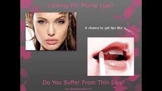 Lip Plumpers - Ways To The Fuller Lips With Your Lip Plumper Thumbnail