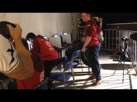 DreamHack Winter 2014: PENTA's winning moment
