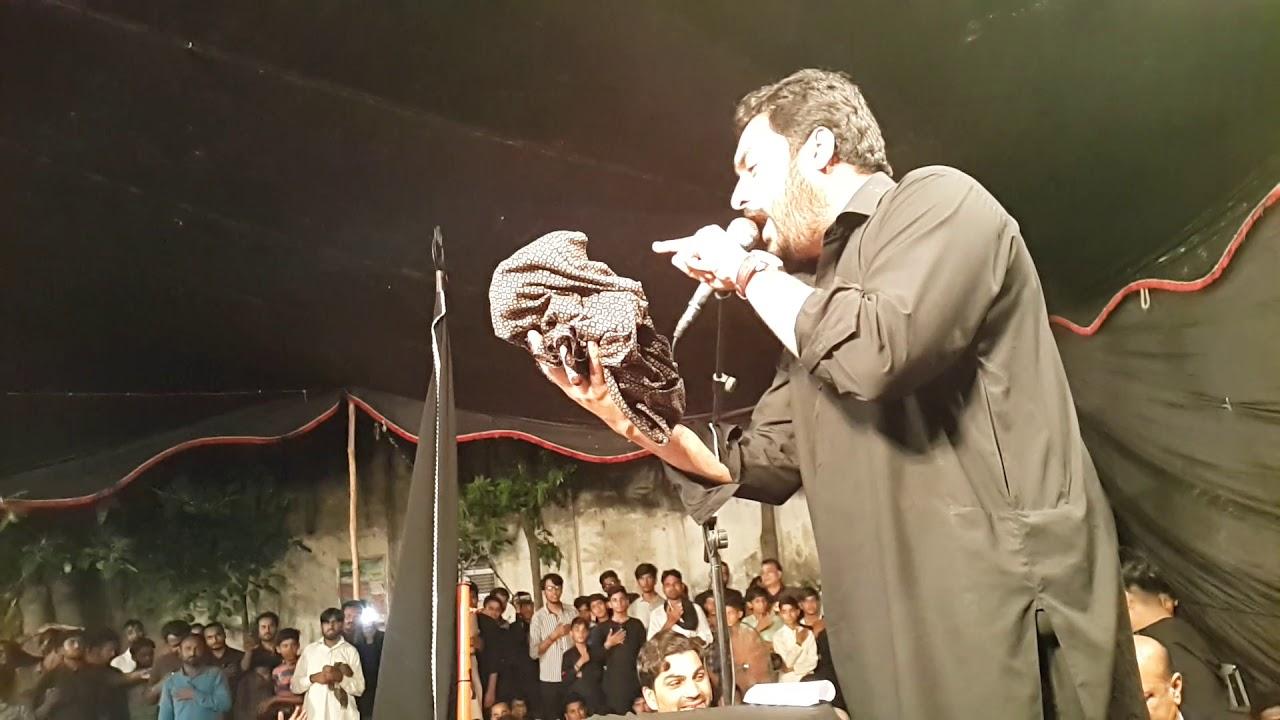 Qayamat khaiz Masaib Shahdat Bibi Sakina sa Zakir Waseem Abbas Baloch aur Syed Farhan Ali Waris