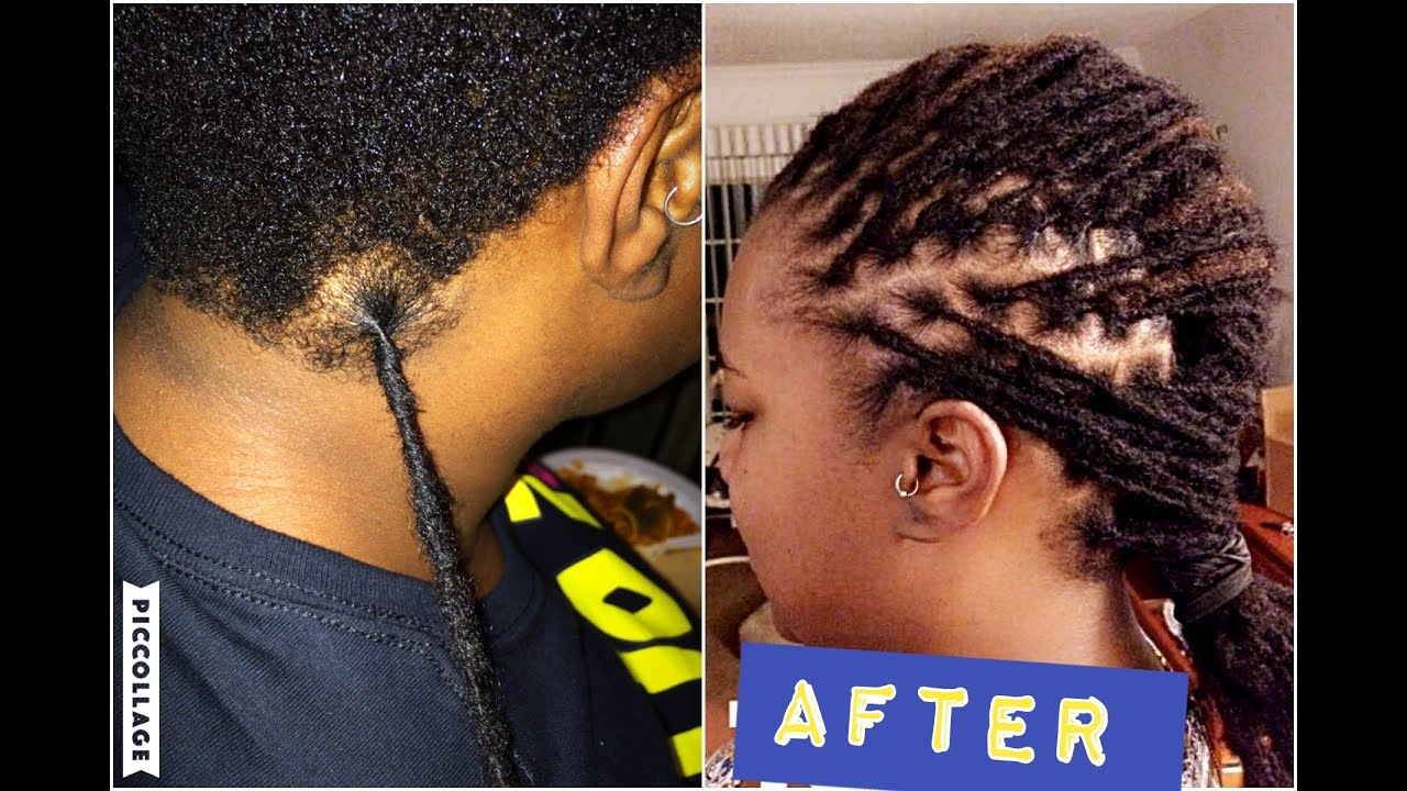 Attaching handmade permanent locs extensions how i do it part 2 attaching handmade permanent locs extensions how i do it part 2 youtube pmusecretfo Images