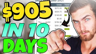 How I Earned $100.00 Per Day With ZERO Money To Start (PROOF - Make Money Online 2020)