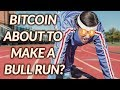 Bitcoin Looking to Make A Run! Plus- FREE Telegram Group!