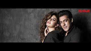 Salman Khan And Jacqueline Fernandez July Cover Shoot Making Filmfare