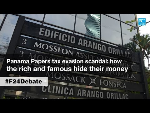 The Panama Papers: How the rich and famous hide their money (part 2)