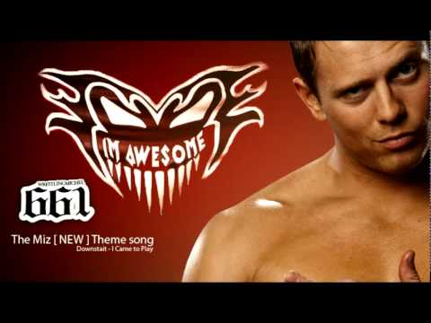 [ Theme - The Miz ] 2010 I came to play NEW FULL 100% CD Quality .