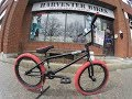 "2018 Subrosa Altus 20"" BMX Unboxing @ Harvester Bikes"