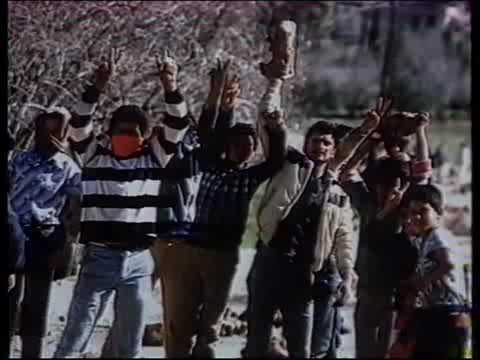 Intifada Palestine '' ( 1987 1993)