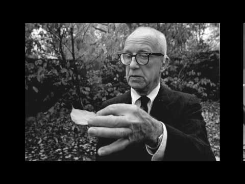 Buckminster Fuller: Art Net Lecture