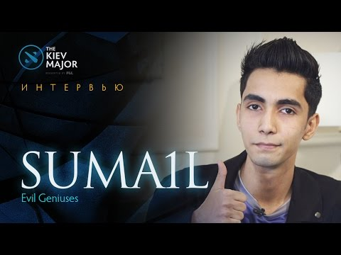 видео: Интервью с eg.sumail @ the kiev major