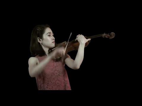 Paganini Caprice no.1 - Bokyung Lee 파가니니 카프리스 1번 - 이보경