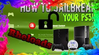 PS3 Jailbreak !4.82! CFW OHNE E3 Flasher | Part 1 | Ps3Xploit v2.0 | Tutorial Deutsch German