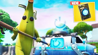 The Reboot Card Challenge in Fortnite Battle Royale!