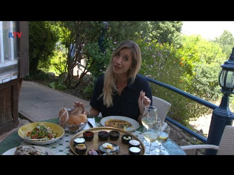 Flavors Of Israel- Pina Barosh Restaurant In The Galilee